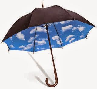 Sonhar com guarda chuva