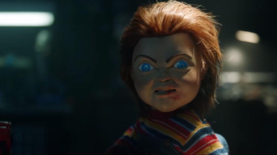 cena do filme brinquedo assassino de 1989