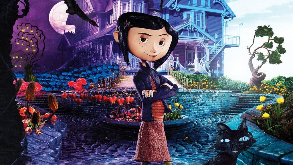 Coraline e o mundo secreto filme