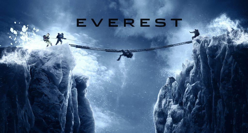 capa do filme everest