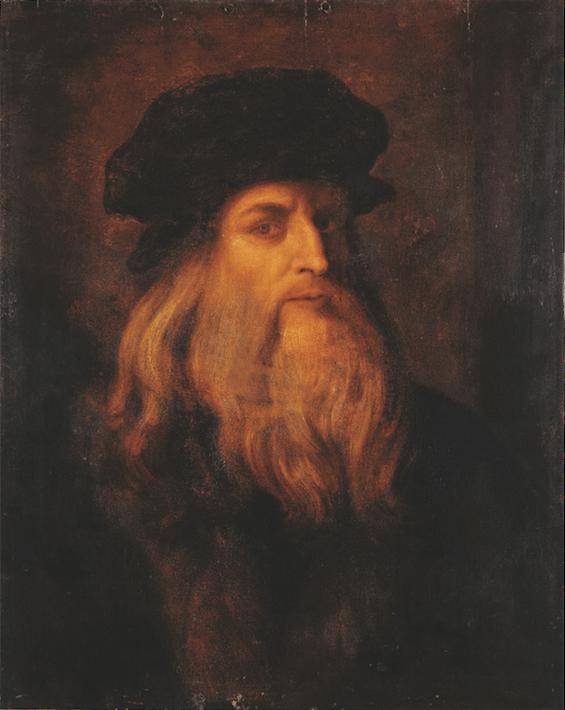 famoso Leonardo da Vinci