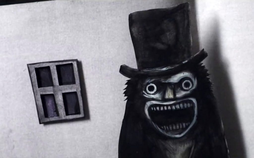 filme de terror na netflix O Babadook