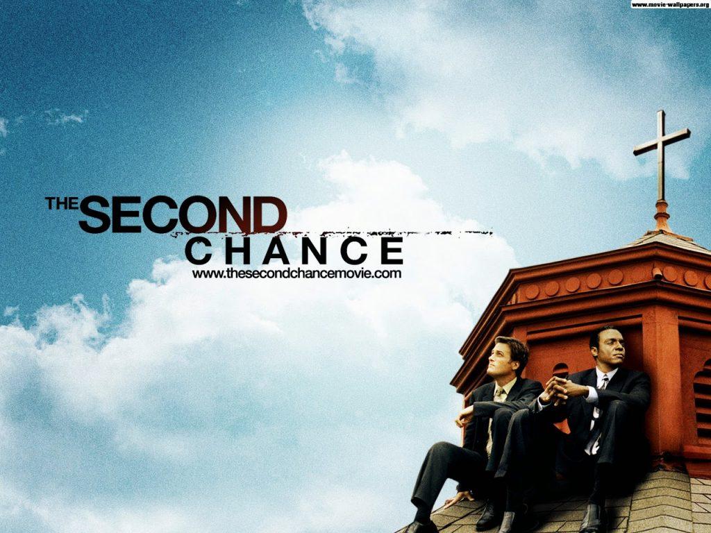 capa do filme segunda chance