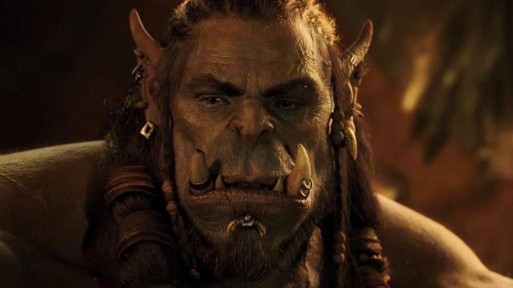 protagonista do filme Warcraft - filme de ação