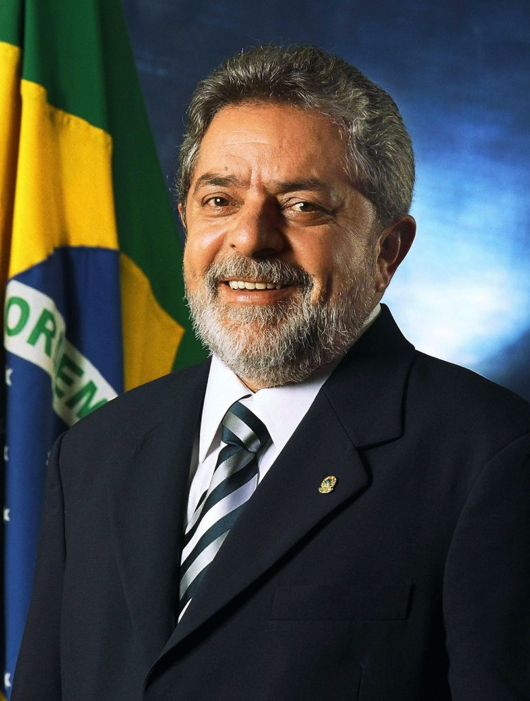 foto do ex presidente luiz inácio lula da silva