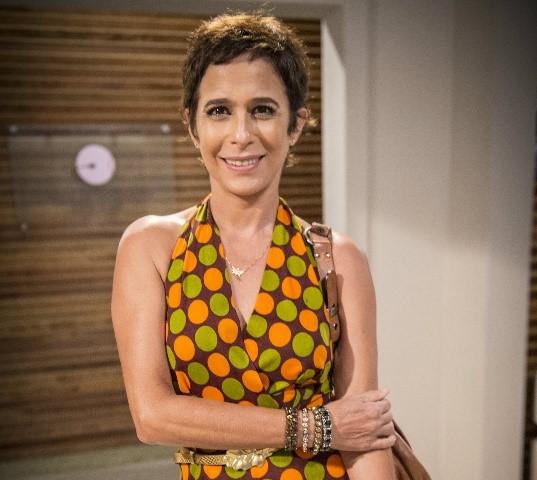 foto da atriz Andrea Beltrão