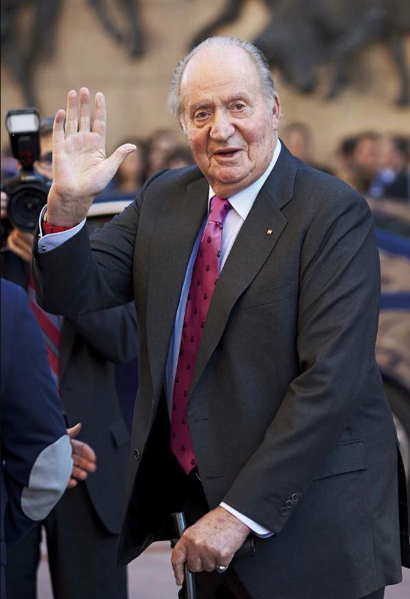 foto do famoso Juan Carlos da Espanha