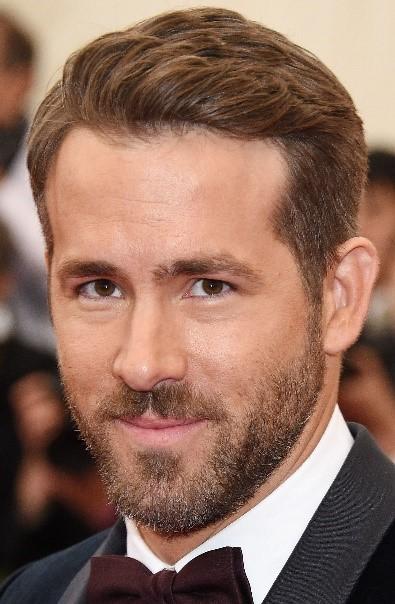foto do ator Ryan Reynolds