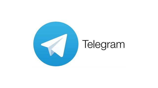 simbolo do aplicativo telegram