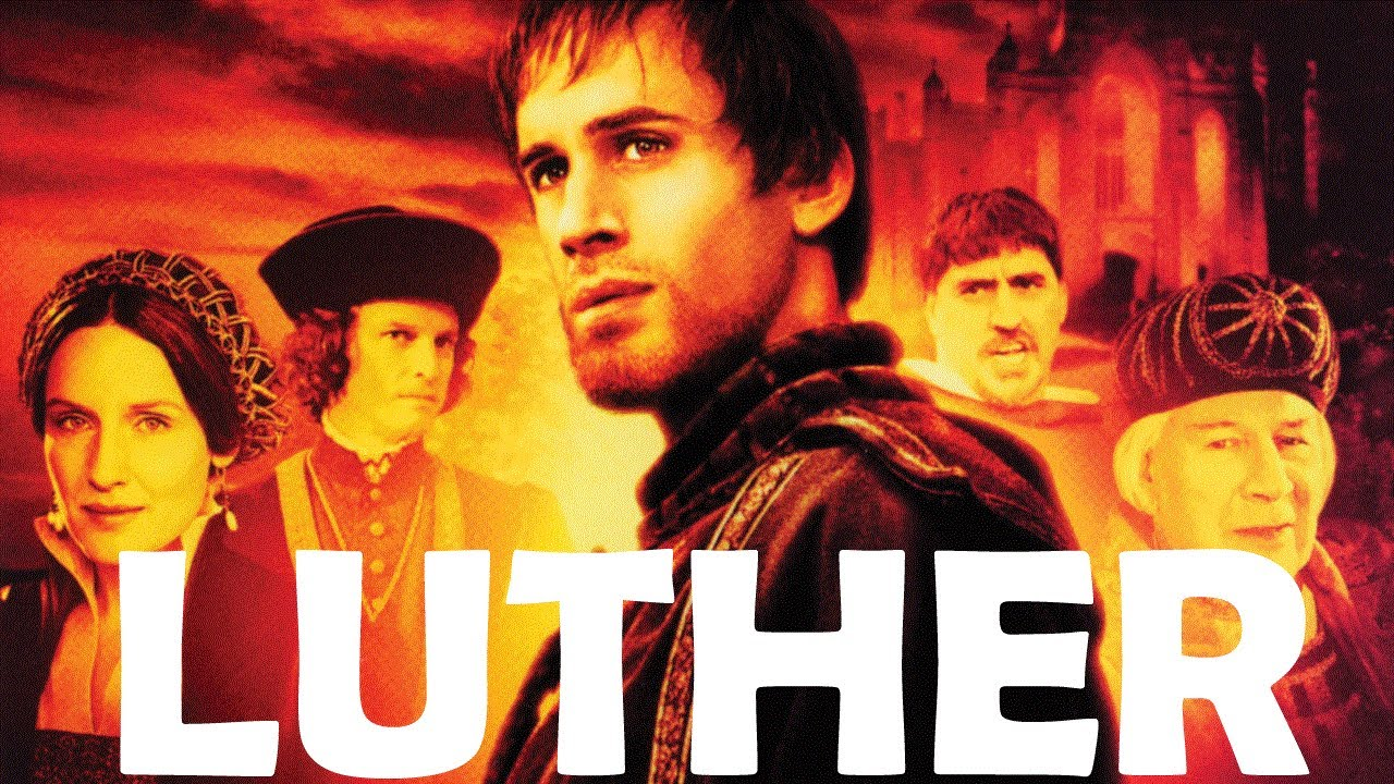 capa do filme luther - lutero