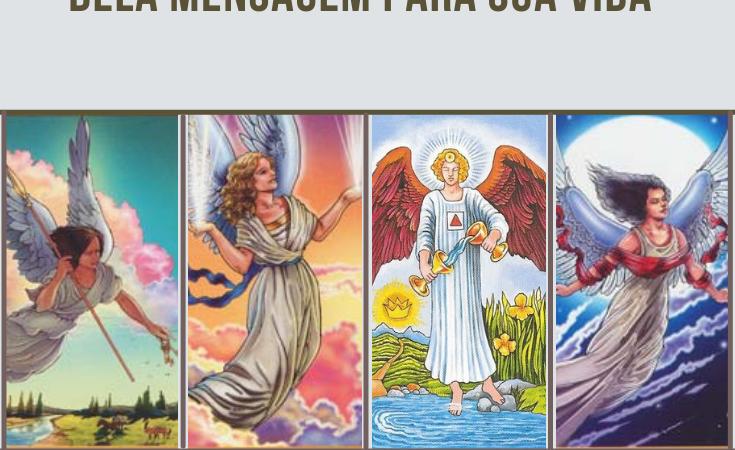 Oráculo dos Anjos: Escolha um anjo e receba uma bela mensagem para sua vida